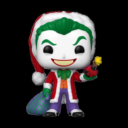 Pop DC Holiday: Santa Joker #358