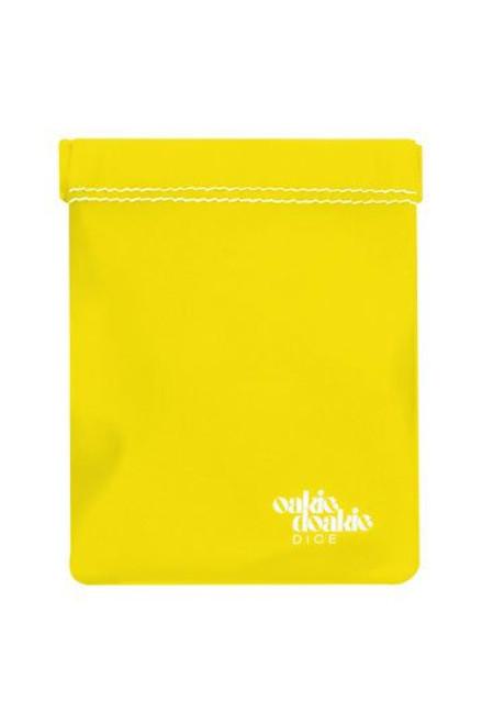 Oakie Doakie Dice Bag small - yellow