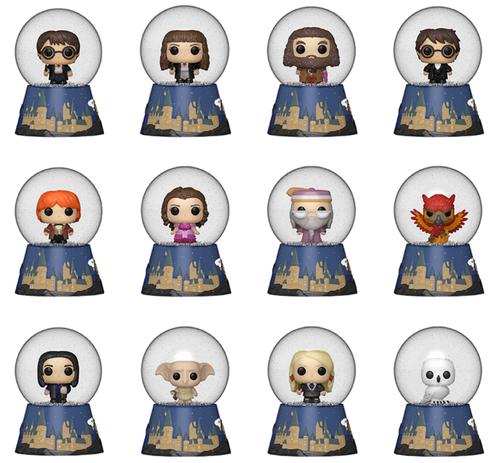 Mystery Mini Snow Globes: Harry Potter