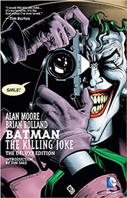 Batman The Killing Joke Special Ed Hc