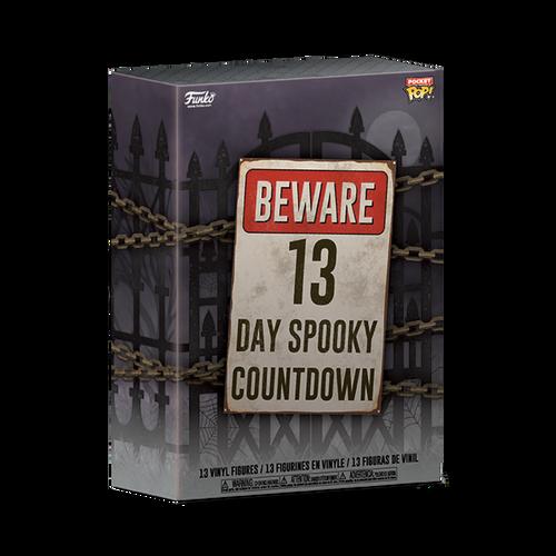 Advent Calendar: 13-Day Spooky Countdown