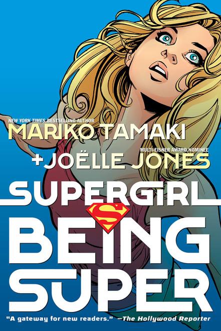 Supergirl Being Super