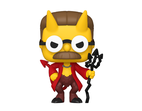 Funko POP! Vinyl: Simpsons - Devil Flanders #1029