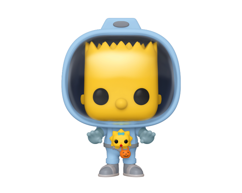 Funko POP! Vinyl: Simpsons - Spaceman Bart #1026