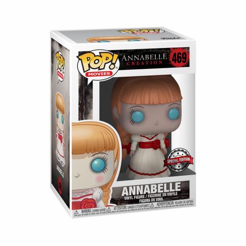 Funko POP! Vinyl: Annabelle- Annabelle #469
