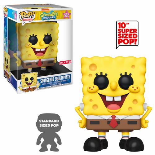 """Funko POP! Vinyl: Spongebob - 10"""" Spongebob #562"""