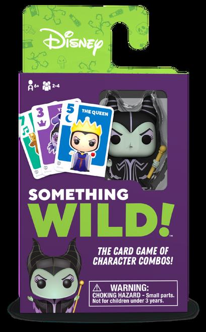 Something Wild Card Game - Villains