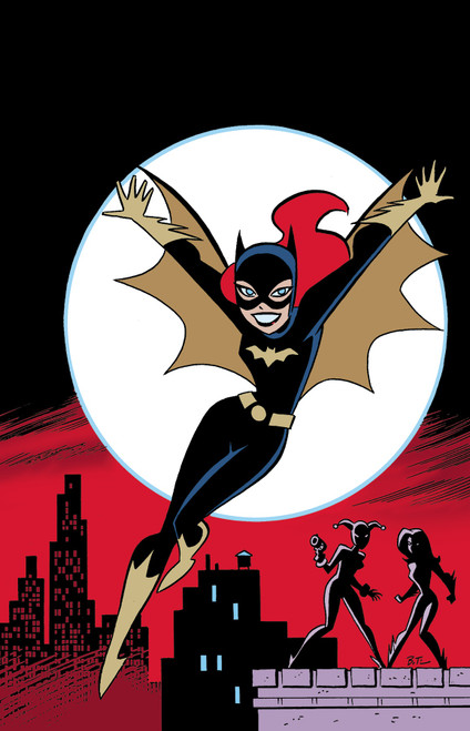 Batgirl Adventures A League Of Her Own