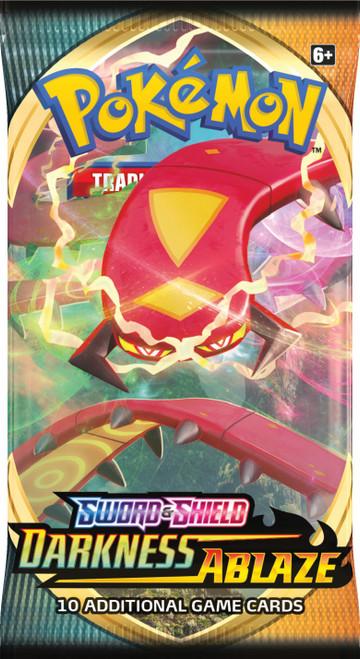 Pokemon TCG: Darkness Ablaze Booster