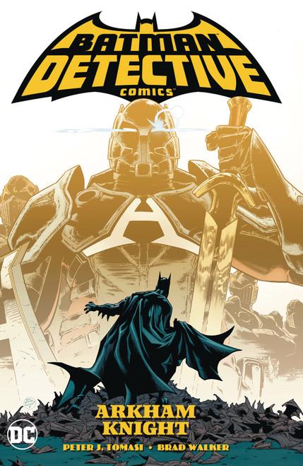 Batman Detective Comics Vol 02 Arkham Knight