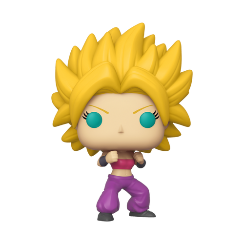Funko POP! Vinyl: Dragon Ball: Super Saiyan Caulifla #816