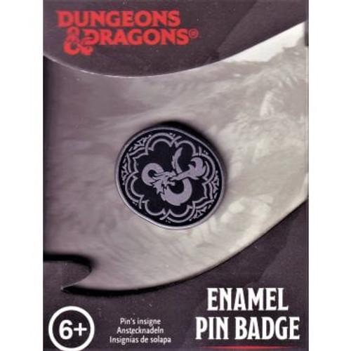 Paladone Dungeons & Dragons Ampersand in Disc Enamel Pin Badge