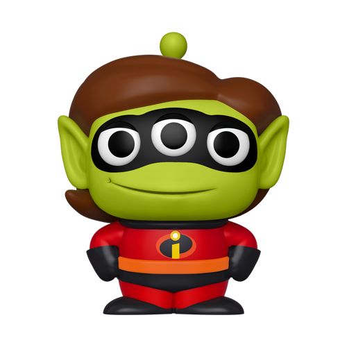 Funko POP! Vinyl: Disney- Pixar Alien Remix - Mrs. Incredible #762