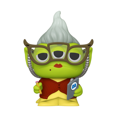 Funko POP! Vinyl: Disney- Pixar Alien Remix -Roz #763