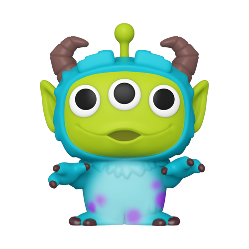 Funko POP! Vinyl: Disney- Pixar Alien Remix -Sulley #759