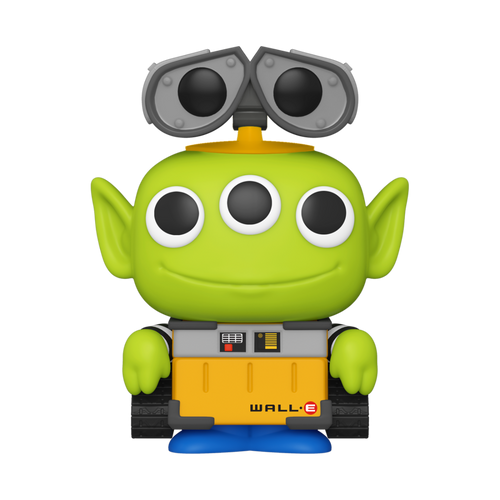 Funko POP! Vinyl: Disney- Pixar Alien Remix -Wall-E #760