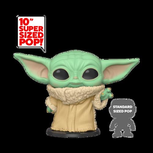 """Funko POP! Vinyl: Star Wars: 10"""" The Child #369"""