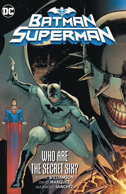 Batman Superman HC Vol 01 Who Are The Secret Six