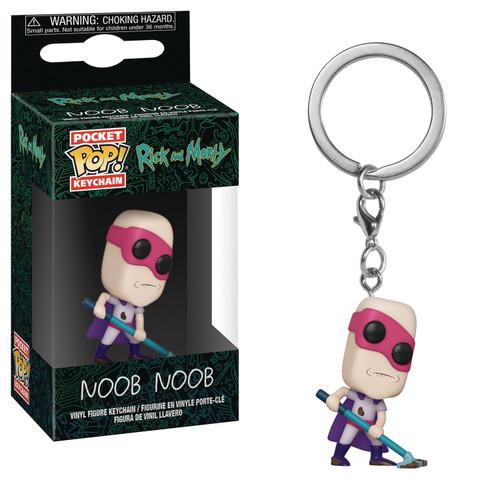 Pocket Pop Noob Noob Fig Keychain (C: 1-1-2)