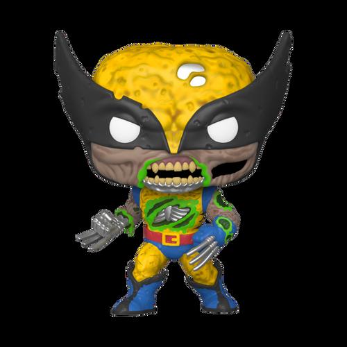 Funko POP! Vinyl: Marvel Zombies: Wolverine #662