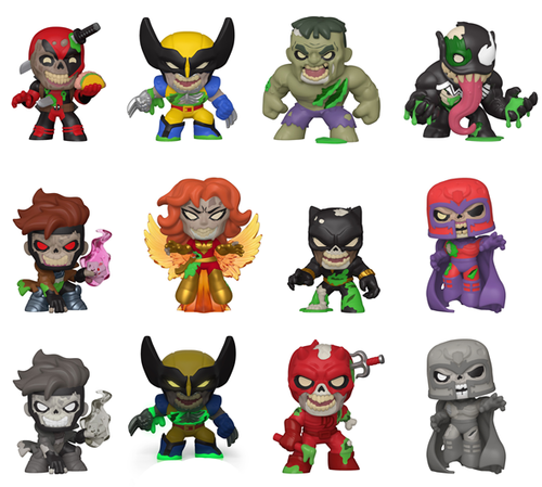 Mystery Minis: Marvel Zombies- (Specialty Series)