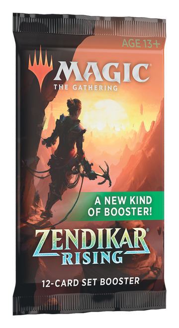 MTG: Zendikar Rising Set Booster
