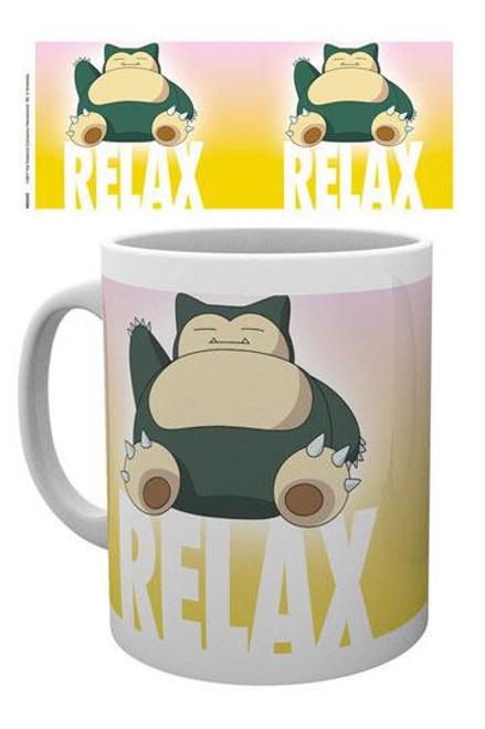 Pokemon Mug Snorlax