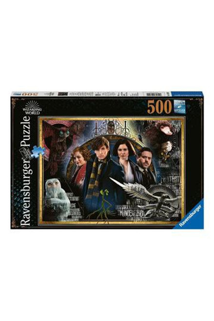 Fantastic Beasts Jigsaw Puzzle The Crimes of Grindelwald (500 pieces)