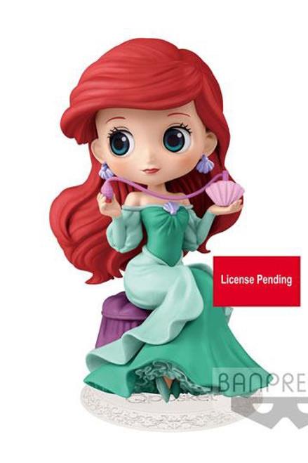 Disney Q Posket Perfumagic Mini Figure Ariel 12 cm