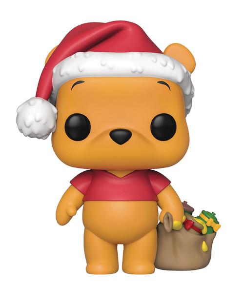 Funko POP! Vinyl: Disney Holiday Winnie The Pooh #614