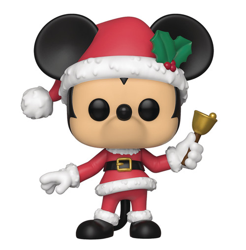 Funko POP! Vinyl: Disney Holiday Mickey #612