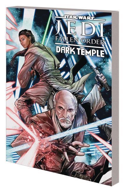 Star Wars Jedi Fallen Order Dark Temple