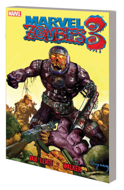 Marvel Zombies Vol 3