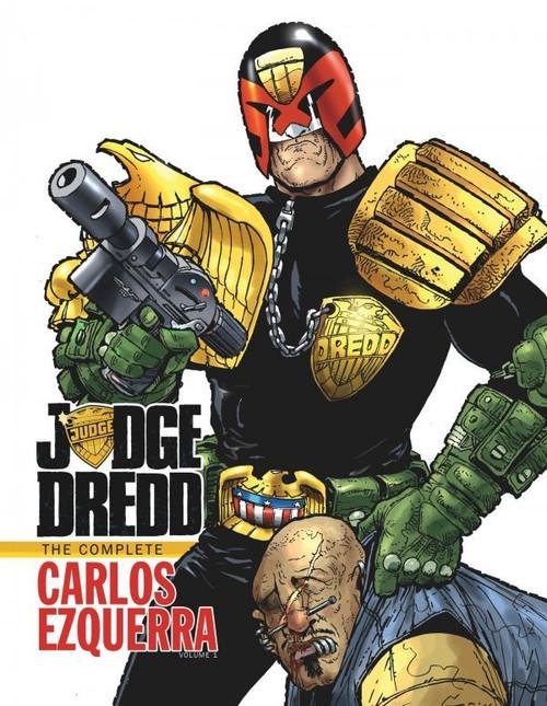 Judge Dredd Complete Carlos Ezquerra HC Vol 1