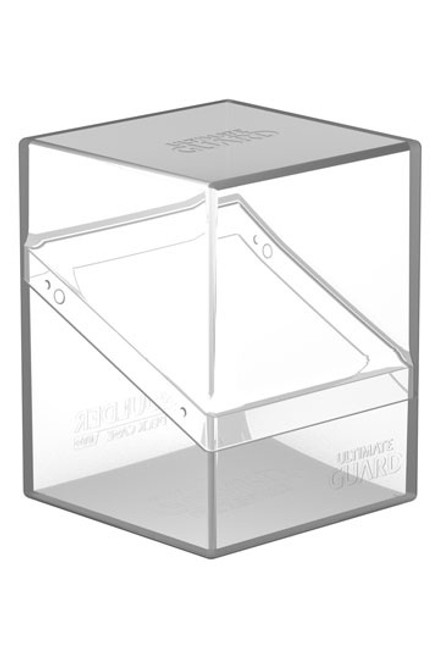 Ultimate Guard BoulderTM Deck Case 100+ Standard Size Clear