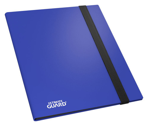 Ultimate Guard 9-Pocket Flexxfolio - Blue