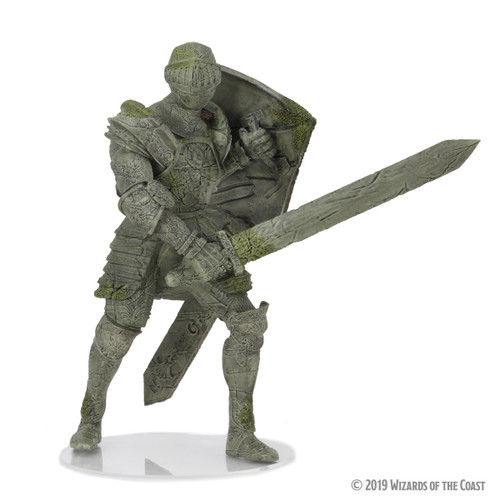 Dungeons and Dragons: Icons of the Realms - Walking Statue of Waterdeep