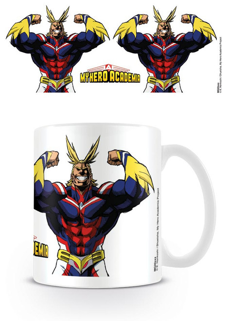 My Hero Academia: All Might Flex Mug