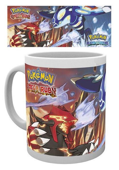 Pokemon: Omega Ruby - Mug