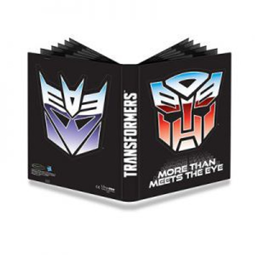 Transformers: Shields Pro Binder