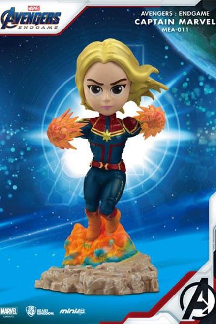 Avengers: Endgame Mini Egg Attack Figure  Captain Marvel 10 cm