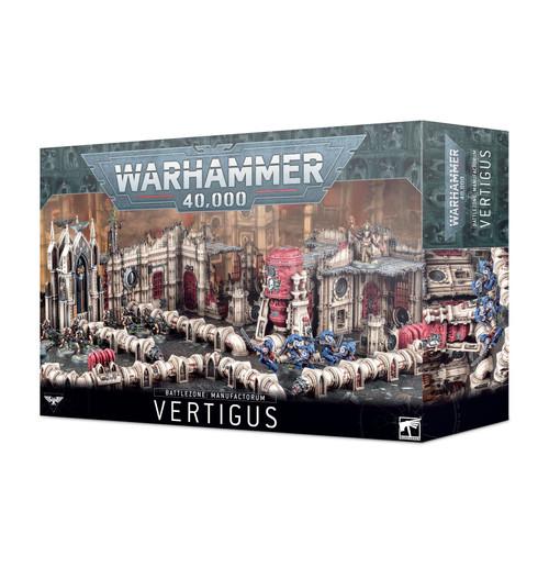 Battlezone Manufactorum: Vertigus