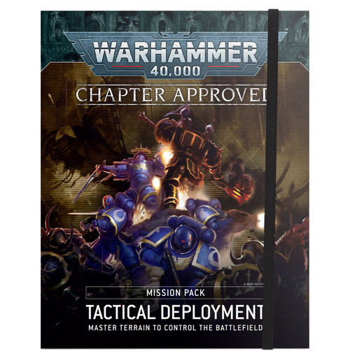 Warhammer 40k: Chapter Approved: Tactical Deployment Mission Pack