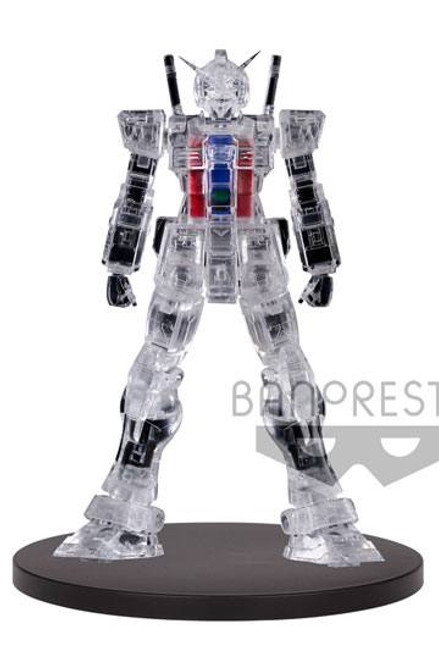Mobile Suit Gundam Statue Internal Structure RX-78-2 Gundam Ver. B 14 cm
