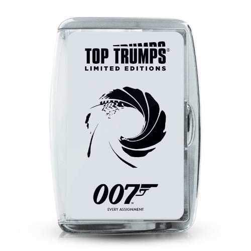Top Trumps Bond Every Assignment Game