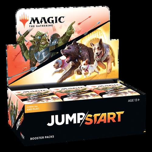MTG: Jumpstart Boosters (Sealed Box of 24)