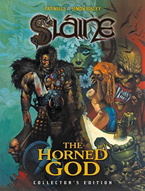 Slaine Horned God Collected Editon