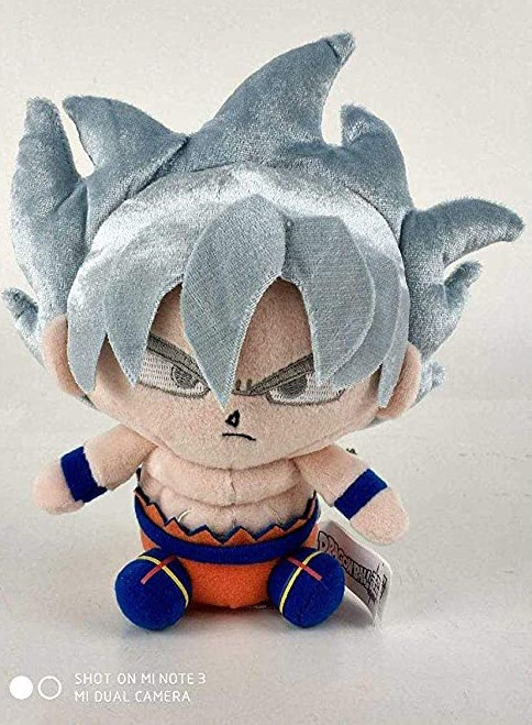 Dragon Ball Super Plush Figure 15 cm Goku Ultra Instinct