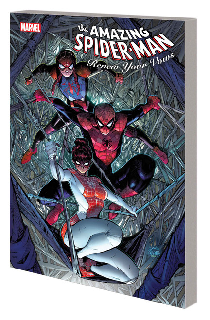 Amazing Spider-Man Renew Vows  Vol 1 Brawl In Family