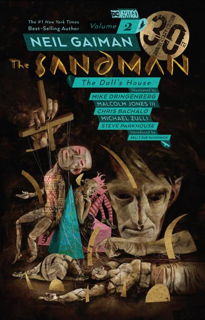 Sandman Vol 2 The Dolls House 30th Anniversary Edition